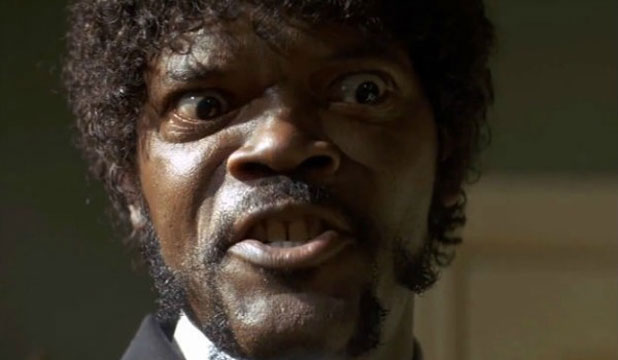 Samuel L. Jackson is ready for some motherfucking snakes on motherfucking two dimensional fields!