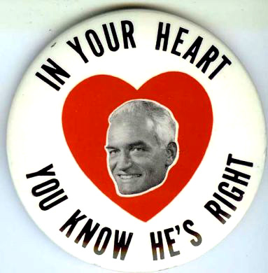 barry goldwater the conscience of the So, it's time to revisit barry goldwater's conscience of a conservative (1960) below you will find a series of quotations i believe exemplify some of the core tenets of conservatism, each followed by my brief commentary.