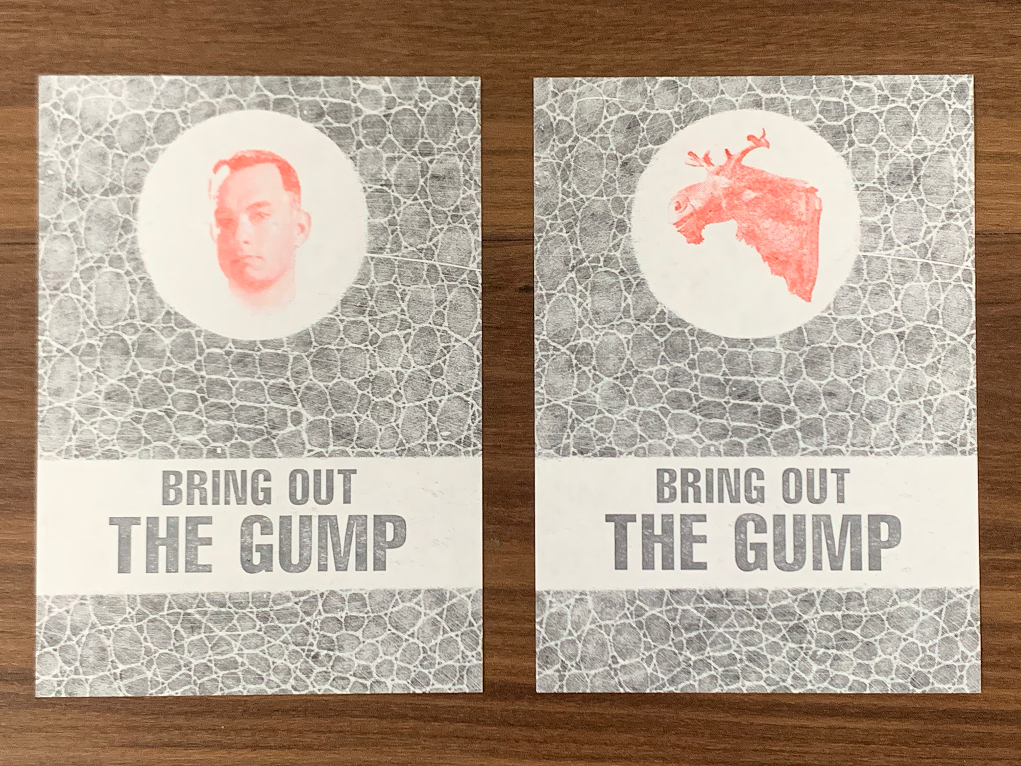 Bring Out the Gump