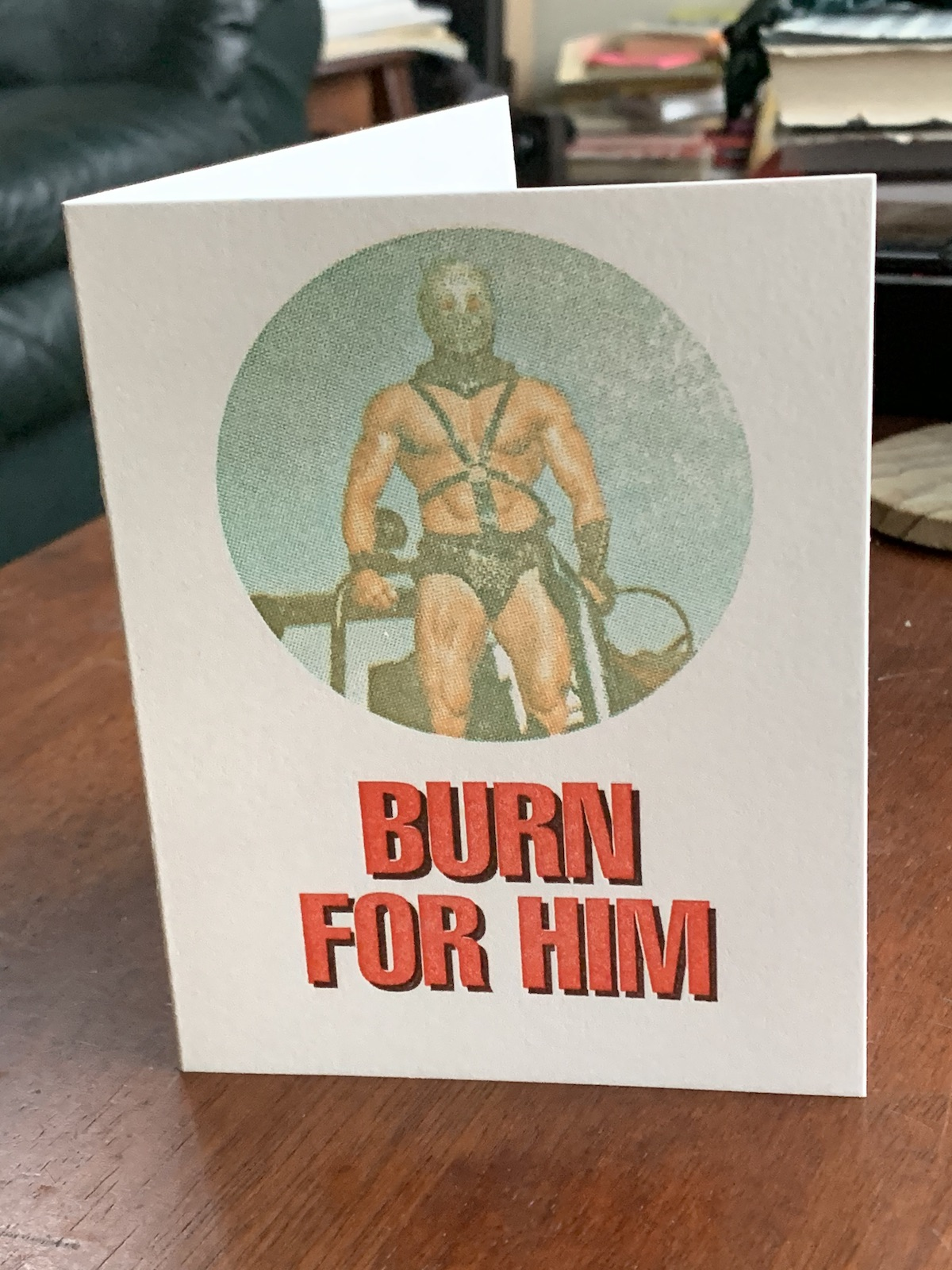 Burn For Him